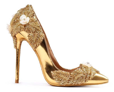 Diamond-and-Gold-Stilettos